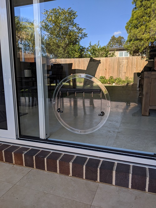 dog doors for sliding door
